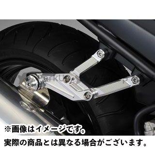 【無料雑誌付き】アグラス バンディット1250F マフラーステー AGRAS