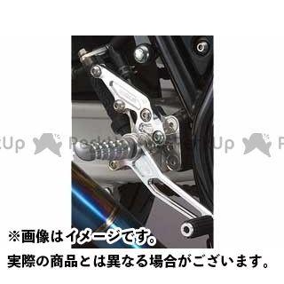 【エントリーで更にP5倍】アグラス XJR1200 XJR1300 バックステップ AGRAS