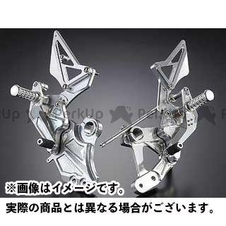 アグラス MT-01 バックステップ(マウントプレート付) AGRAS