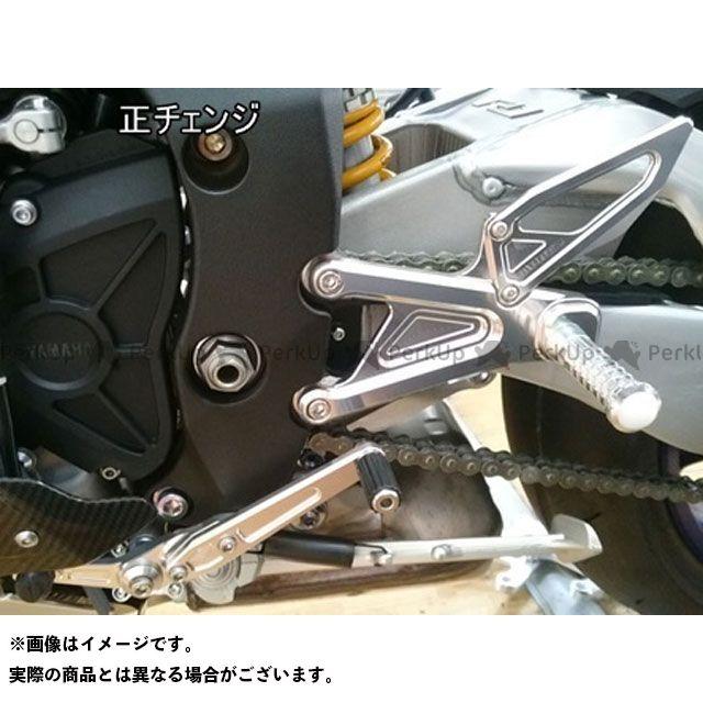 【エントリーで更にP5倍】アグラス YZF-R1 YZF-R1M バックステップ AGRAS