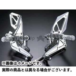 【エントリーで更にP5倍】アグラス GSX-R1000 GSX-R600 GSX-R750 バックステップ AGRAS