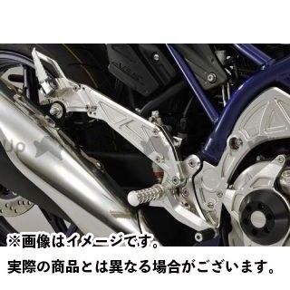 【エントリーで更にP5倍】アグラス グラディウス400 バックステップ AGRAS
