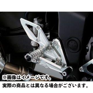 【エントリーで更にP5倍】アグラス GSR750 バックステップ 正チェンジ仕様 AGRAS