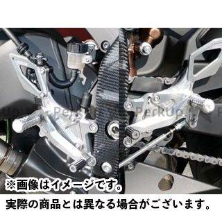 送料無料 アグラス ニンジャZX-10R バックステップ関連パーツ バックステップキット