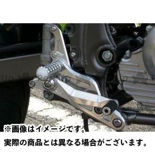 【エントリーで更にP5倍】アグラス Dトラッカー125 バックステップ(レース用) AGRAS