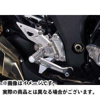【エントリーで更にP5倍】アグラス Z1000 バックステップ AGRAS