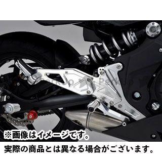 【エントリーで更にP5倍】アグラス ER-4n ニンジャ400R バックステップ 仕様:タンデム付 AGRAS