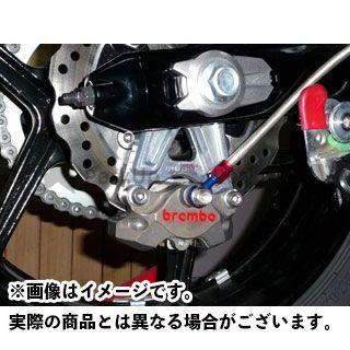 アグラス ER-4n ニンジャ400R リアキャリパーサポート AGRAS
