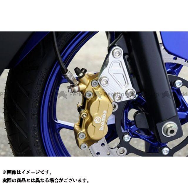 アグラス YZF-R25 キャリパー キャリパーサポート 4Pキャスト40mmピッチキャリパー専用