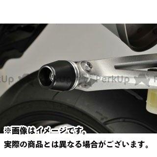 アグラス YZF-R1 タンデムスライダー カラー:ブラック AGRAS