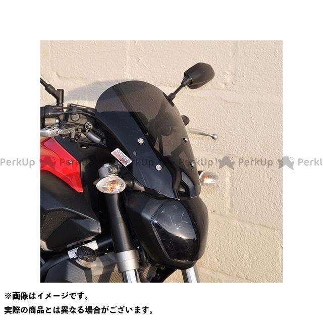 【特価品】スキッドマークス MT-07 ウィンドスクリーン スポーツタイプ カラー:クリア Skidmarx