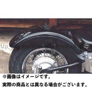アメリカンドリームス スティード400 Lタイプリアフェンダー Wシート用 タイプ:白ゲルコート American Dreams