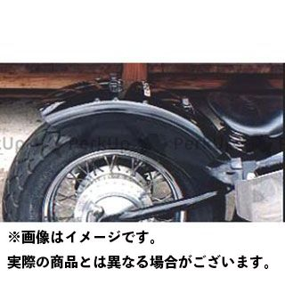 アメリカンドリームス スティード400 Rタイプリアフェンダー Wシート用 タイプ:白ゲルコート American Dreams
