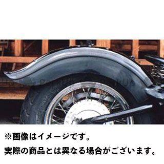 アメリカンドリームス スティード400 Bタイプリアフェンダー Wシート用 タイプ:黒ゲルコート American Dreams