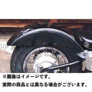 アメリカンドリームス スティード400 Kタイプリアフェンダー シングルシート用 タイプ:黒ゲルコート American Dreams