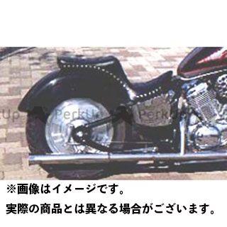 アメリカンドリームス スティード400 Mタイプリアフェンダー タイプ:黒ゲルコート American Dreams