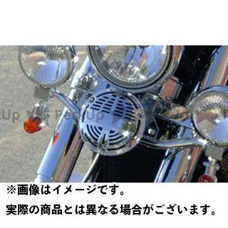 アメリカンドリームス バルカン400ドリフター バルカン800ドリフター ホーン・電飾・オーディオ BIGホーンキット(ステー付)