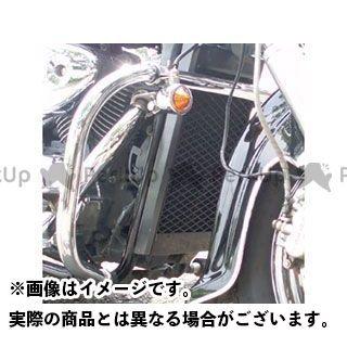 【エントリーで最大P21倍】アメリカンドリームス イントルーダークラシック400 フロントバンパーガード American Dreams