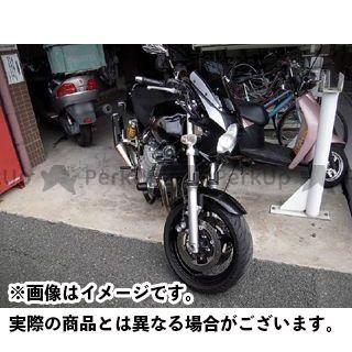 ワールドウォーク XJR1300 XJR400R カウル・エアロ 汎用ビキニカウル DS-01 typeR(ブラック2)