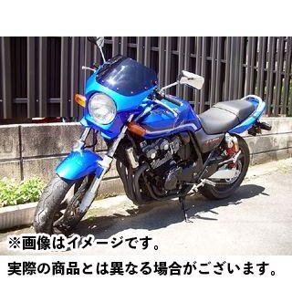 ワールドウォーク WW カウル・エアロ 汎用ビキニカウル DS-01 typeR(キャンディーフェニックスブルー)