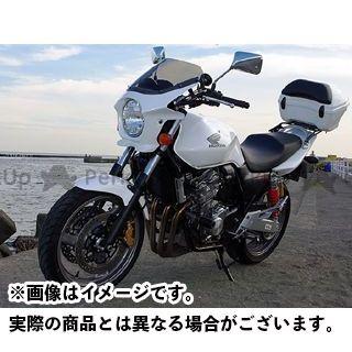 ワールドウォーク WW カウル・エアロ 汎用ビキニカウル DS-01 typeR(パールサンビームホワイト)