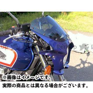 ワールドウォーク CB1300スーパーフォア(CB1300SF) CB400スーパーフォア(CB400SF) CB750 汎用ビキニカウル DS-01 typeR(パールヘロンブルー) WW