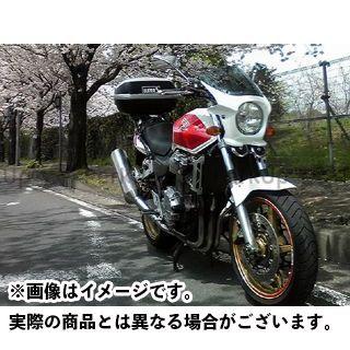 ワールドウォーク WW カウル・エアロ 汎用ビキニカウル DS-01 typeR(パールフェイドレスホワイト)
