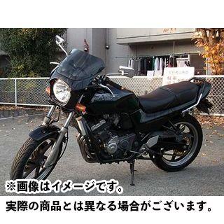 ワールドウォーク WW カウル・エアロ 汎用ビキニカウル DS-01 typeR(ブラック)