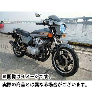 ワールドウォーク CB750F 汎用ビキニカウル DS-01 typeR(マグナムシルバーメタリック) WW