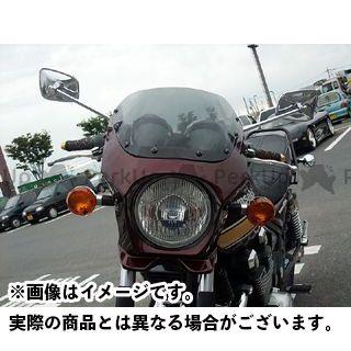 ワールドウォーク WW カウル・エアロ 汎用ビキニカウル DS-01 typeR(メタリックマジェスティックレッド)