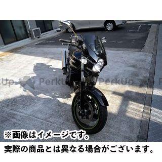 ワールドウォーク WW カウル・エアロ 汎用ビキニカウル DS-01 typeR(エボニー)