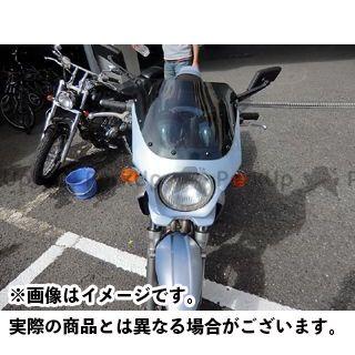 ワールドウォーク バリオス2 カウル・エアロ 汎用ビキニカウル DS-01 typeR(ムーンライトシルバー)