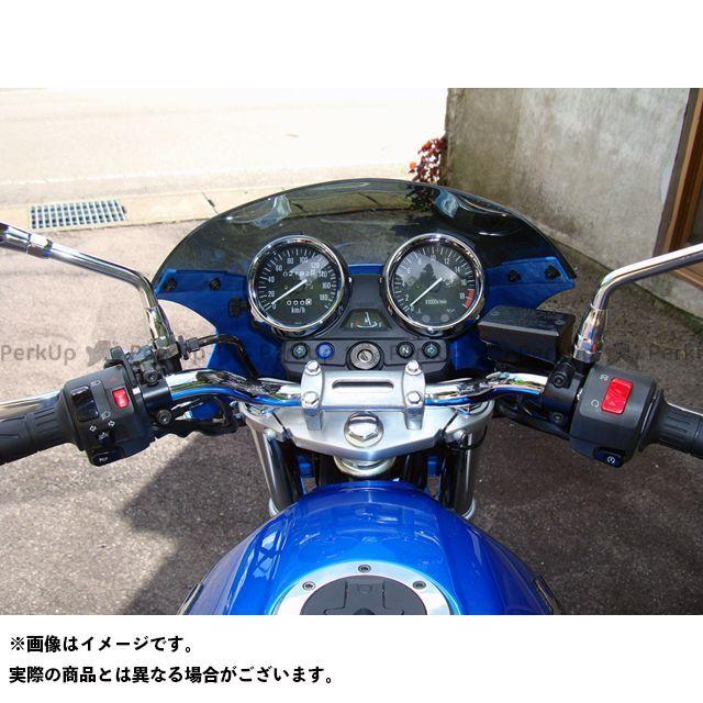 ワールドウォーク WW カウル・エアロ 汎用ビキニカウル DS-01 typeR(キャンディープラズマブルー)