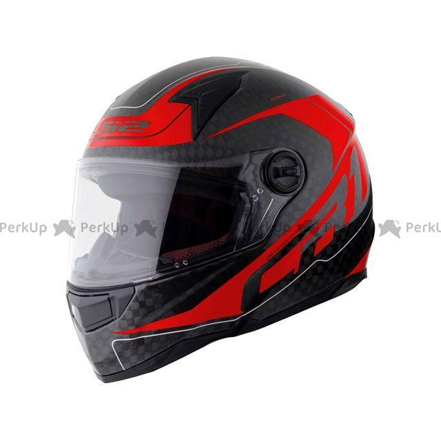 送料無料 LS2 HELMETS エルエスツー フルフェイスヘルメット LS2 DIABLO(ディアブロ) カラーモデル レッド M/57-58cm
