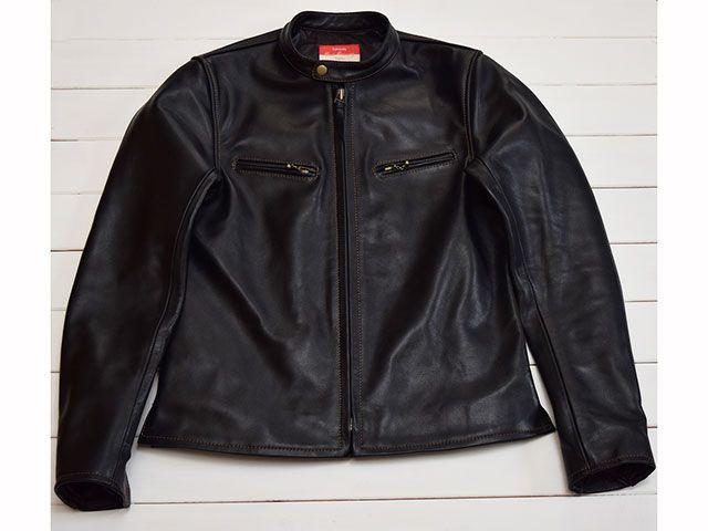 送料無料 Beat Caninng ビートカンニング ジャケット Leather Jacket(ブラック) 40