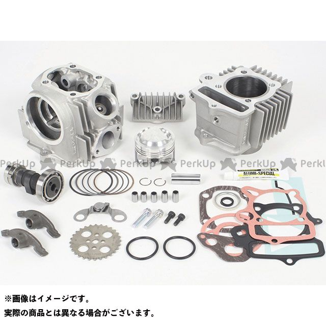 SP武川 17R-Stage+Dボアアップキット 88cc タイプ:Hシリンダー TAKEGAWA