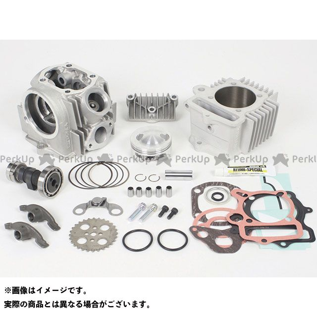 SP武川 17R-Stage+Dボアアップキット 106cc(スカットシリンダー) TAKEGAWA