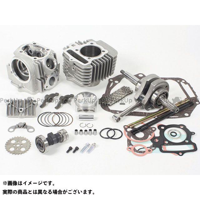 SP武川 TAKEGAWA ボアアップキット 17R-Stage+Dボア&ストロークアップ 124cc Vシリンダー