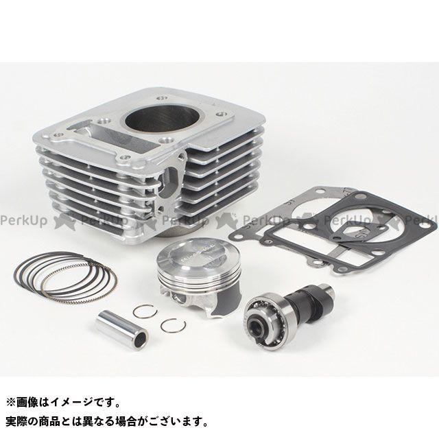 SP武川 XTZ125 YB125SP ヤマハ汎用 S-Stage ボアアップキット 138cc カムシャフト:付属 TAKEGAWA