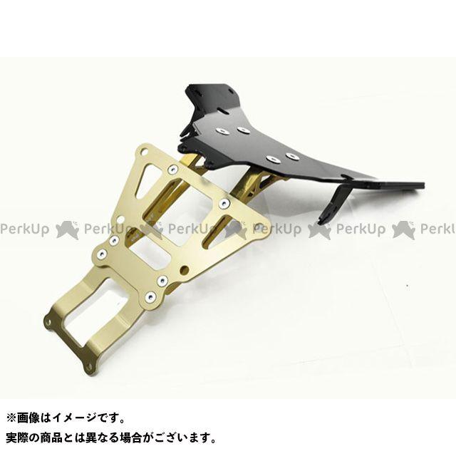 ディライト モンスター1200 モンスター821 フェンダーレスキット カラー:シャンパンゴールド deLIGHT