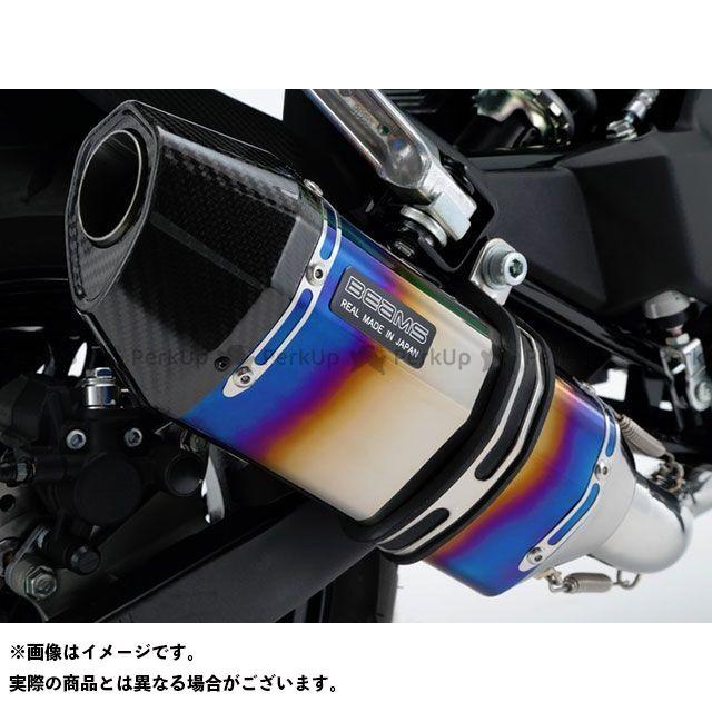 ビームス Z125プロ CORSA-EVO II マフラー JMCA サイレンサー:ヒートチタン BEAMS