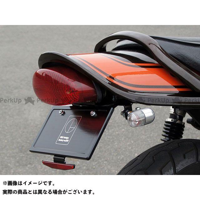 ギルドデザイン ゼファー1100 フェンダーレスキット(ブラック) Gild design