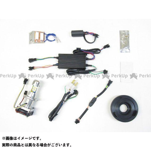 送料無料 プロテック スーパーカブ110 ヘッドライト・バルブ LB4-SC LEDヘッドライトバルブキット HS1 Hi/Lo 6000K