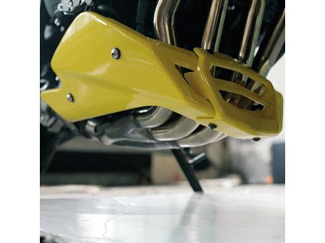 送料無料 EUヤマハ FZ1(FZ1-N) カウル・エアロ サブカウル for FZ1シリーズ Sunshine Yellow(LRYS1) for FZ1(2007まで)