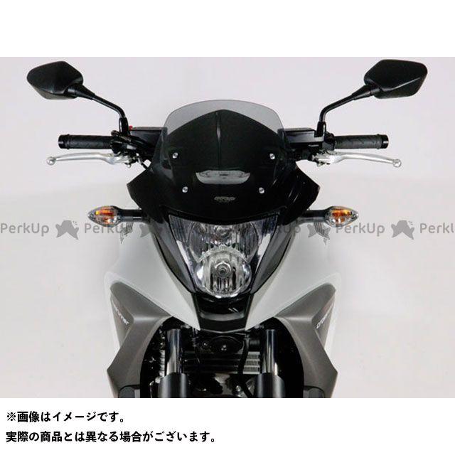 MRA VFR800X クロスランナー スクリーン オリジナル カラー:スモーク エムアールエー