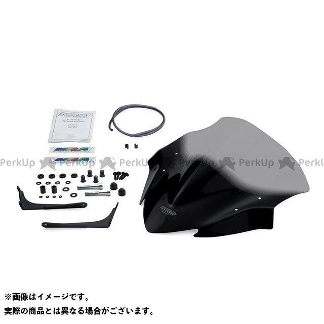 MRA GSX-S1000 スクリーン レーシング カラー:スモーク エムアールエー