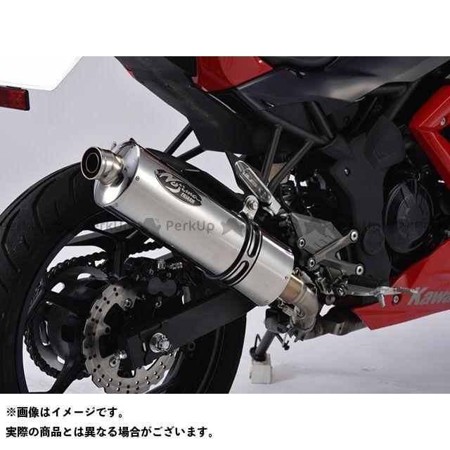 ノジマ ニンジャ250SL GT-Middle スリップオンマフラー NOJIMA