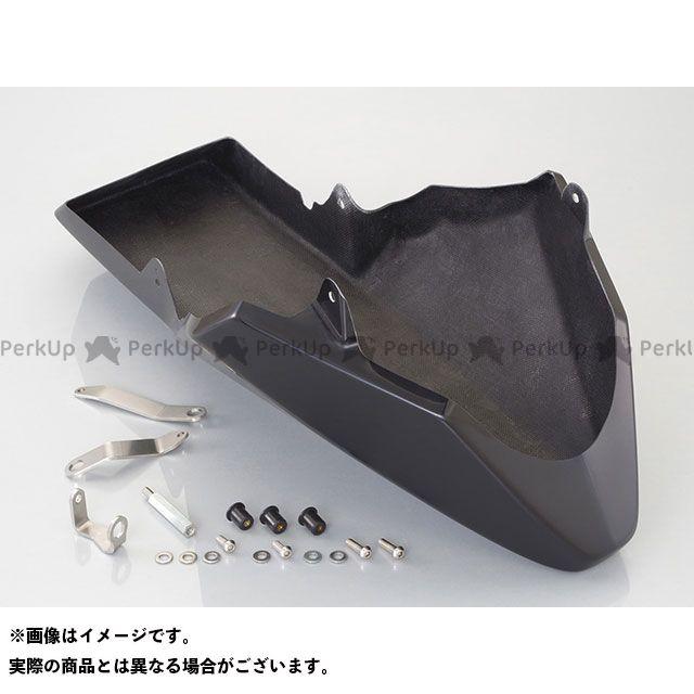 キタコ Z125プロ アンダーカウル 材質:FRP/ゲルコート黒 KITACO