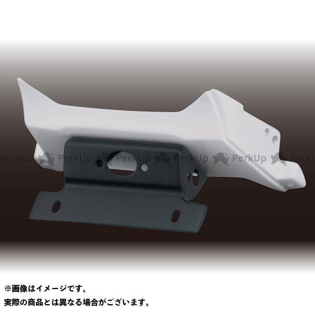 フォルスデザイン CB1300スーパーフォア(CB1300SF) CB1300SF フェンダーレスキット(セット)/STDフェンダー 年式:2010~ ベースカラー:ソードシルバーメタリック FORCE DESIGN