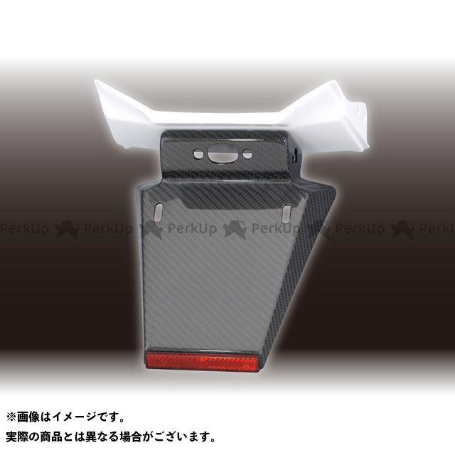 フォルスデザイン CB1300スーパーフォア(CB1300SF) CB1300SF フェンダーレスキット(セット)/カーボン(綾織り)ショートフェンダー 年式:2010~ ベースカラー:グラファイトブラック FORCE DESIGN